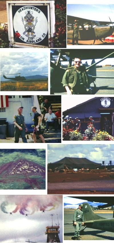 Vietnam War Home Movies 219th R A C